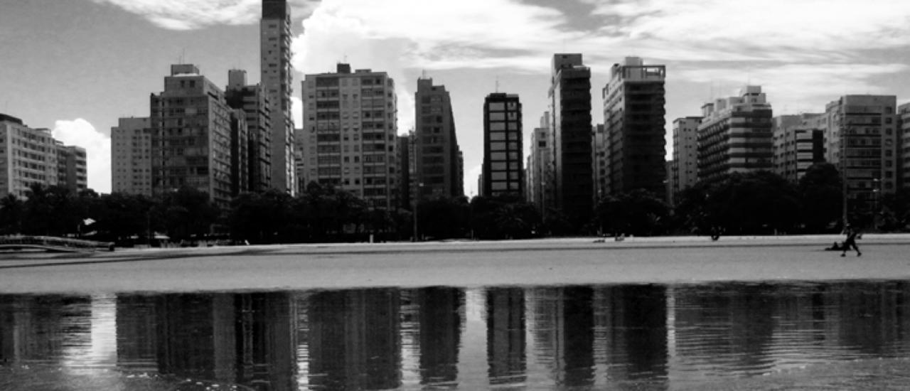 Beachfront Santos