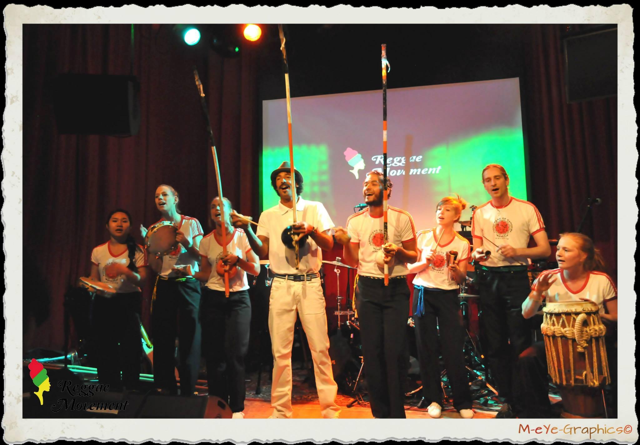 Reggae Movement - Haarlem, Patronaat (2014)