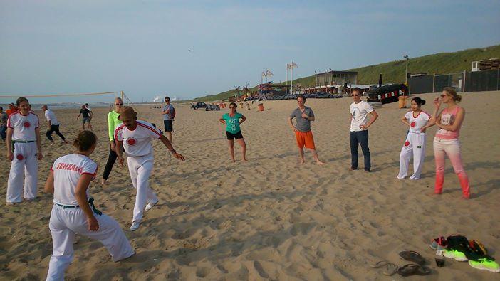 Beachclub Vroeger i.o.v. Nike - Bloemendaal aan Zee (2014)