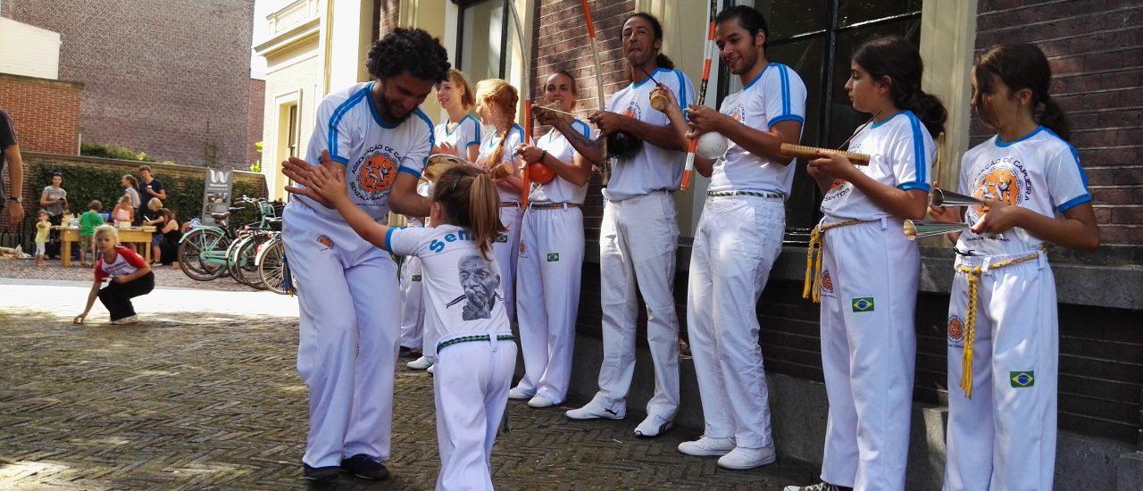 Capoeira lessen voor iedereen