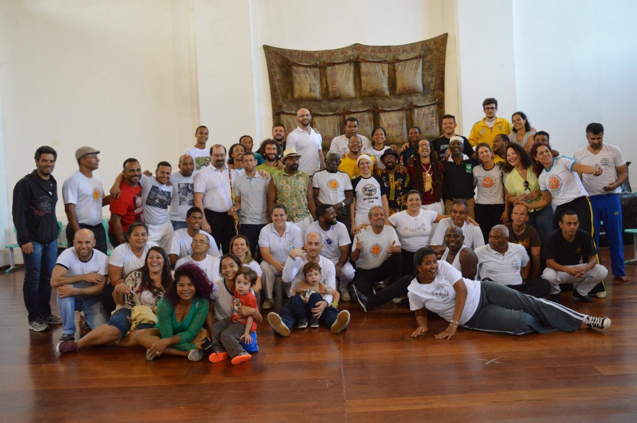 XV Encontro Internacional de Capoeira - Santos