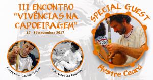 III Encontro Vivências na capoeiragem - Haarlem @ Capoeiravereniging Senzala de Santos Holland | Haarlem | Noord-Holland | Nederland