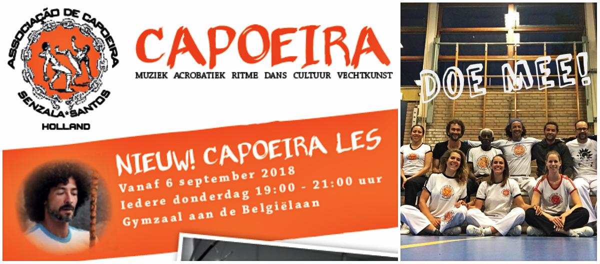 capoeirales Haarlem Belgiëlaan