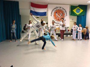 Capoeira workshop - Open Dag bij Hart Haarlem @ Hart Haarlem